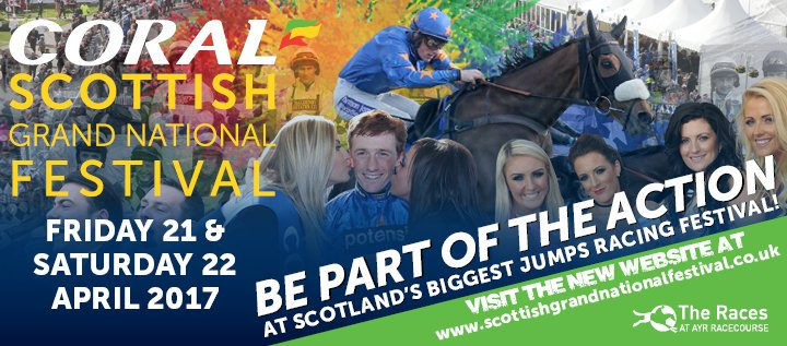 The Coral Scottish Grand National 2017 Ticket Giveaway
