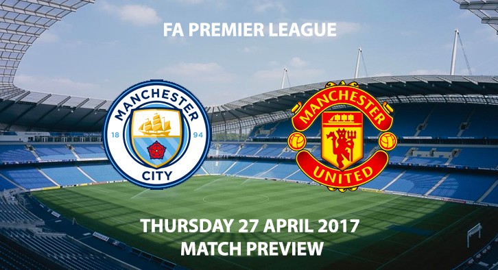 Manchester City v Manchester United Match Preview