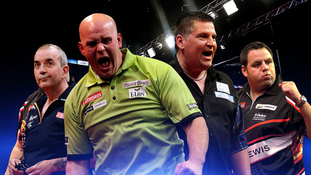 Betway Darts Premier League Week 13