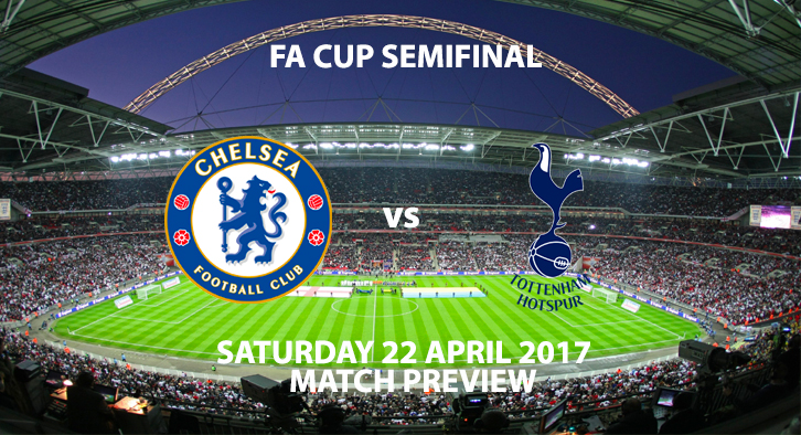 Chelsea vs Tottenham - FA Cup Semi-Final Preview large