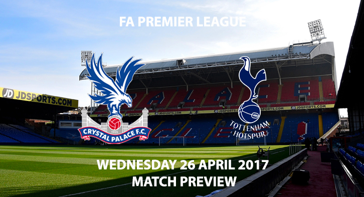 Crystal Palace vs Tottenham - Match Preview