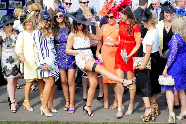Aintree Festival 2017 - Ladies Day - Photograph: The Mirror