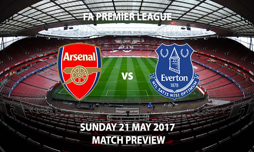 Arsenal vs Everton - Match Preview