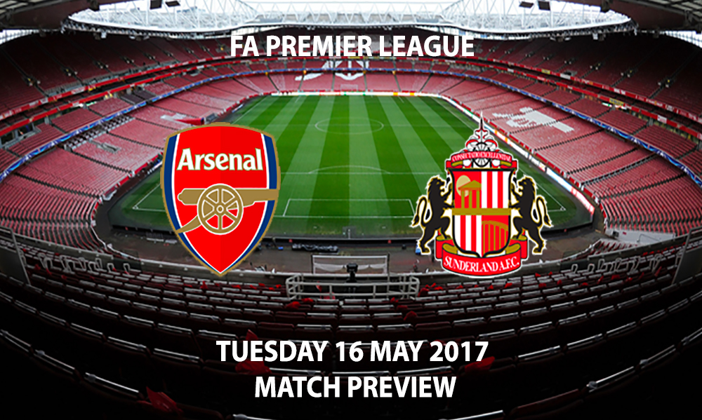 Arsenal vs Sunderland - Match Preview