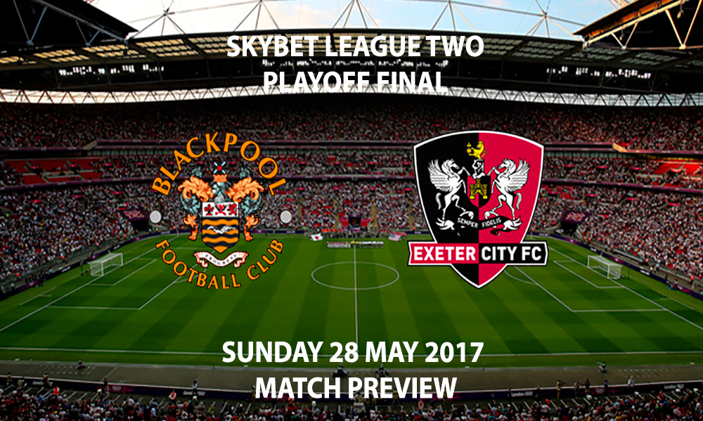 Blackpool vs Exeter City - Match Preview