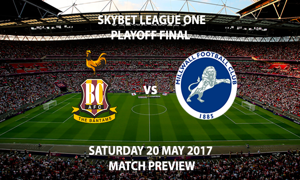 Bradford City vs Millwall - Match Preview