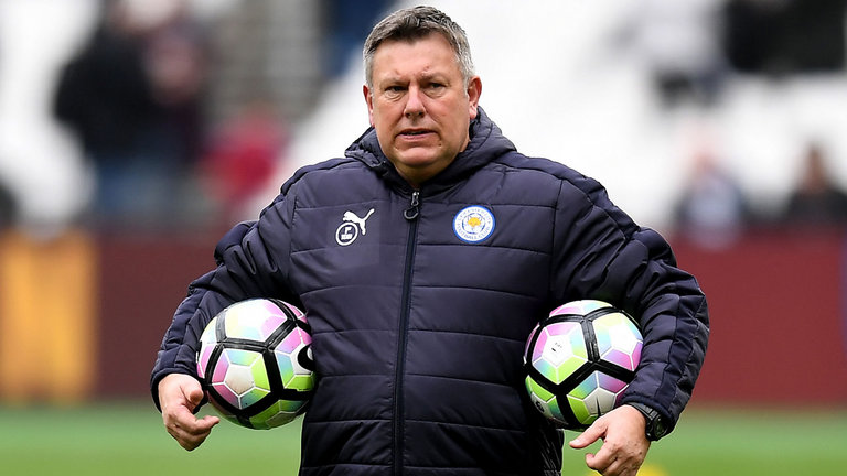 Craig Shakespeare has kept Leicester in the Premier League this season