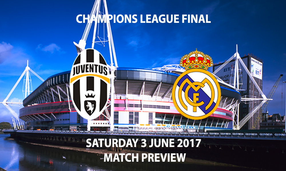 Juventus vs Real Madrid - Match Preview