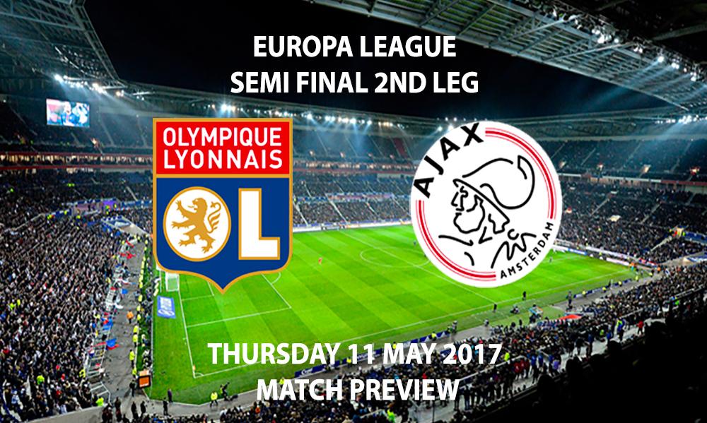 Olympique Lyonnais vs Ajax - Match Preview