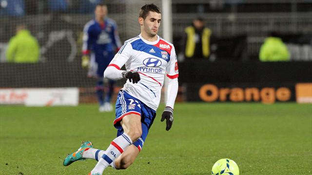 Maxime Gonalons will be key to stopping Ajax taking control of the tie