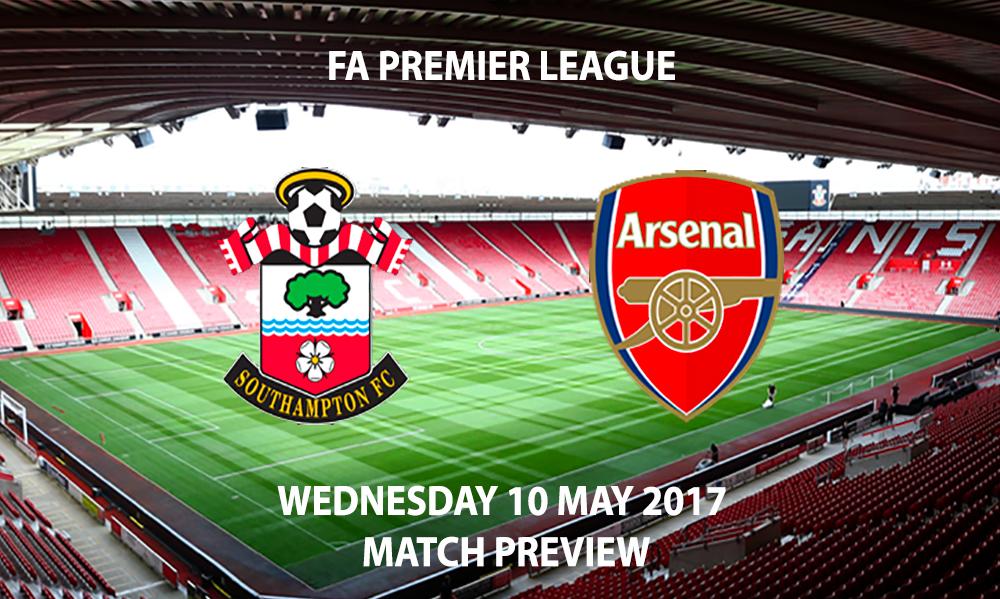 Southampton vs Arsenal - Match Preview