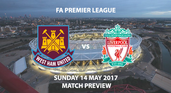 West Ham vs Liverpool - Match Preview