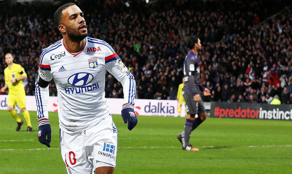 Summer Transfer Rumours - Alexandre Lacazette