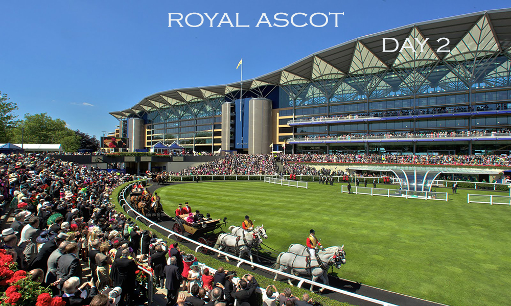 Horse Racing Preview - Royal Ascot Day 2 - 21st June 2017
