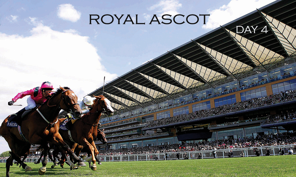 Horse Racing Preview - Royal Ascot Day 4 - 23rd June 2017