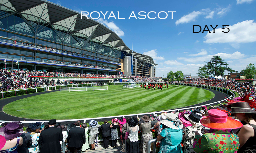 Horse Racing Preview - Royal Ascot Day 5 - 24th June 2017