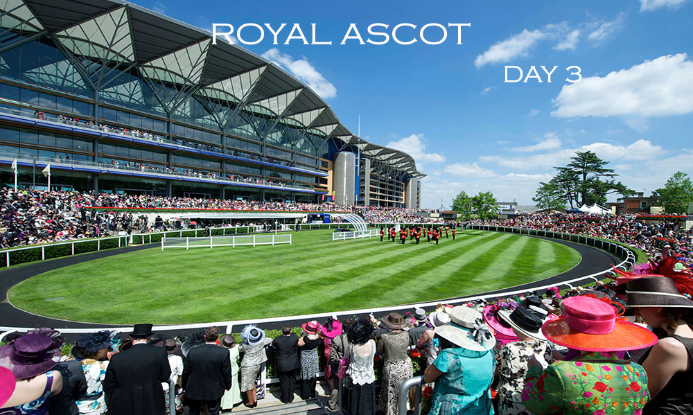 Horse Racing Preview - Royal Ascot Day 3 - 22nd June 2017