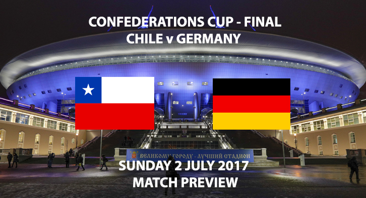 Chile vs Germany - Match Preview