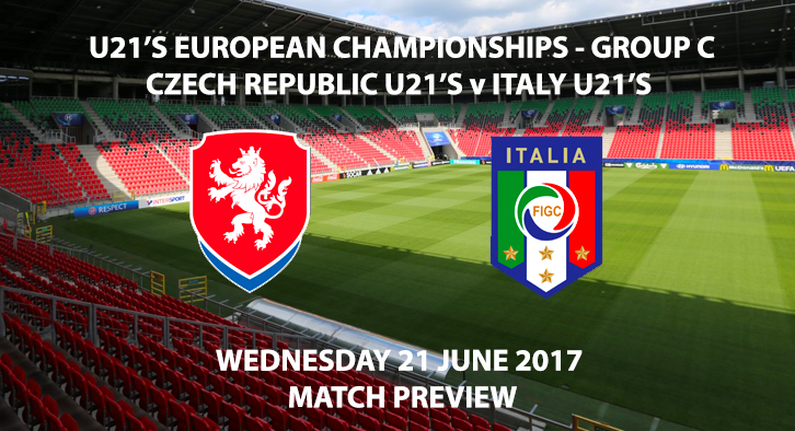 Czech Republic U21's vs Italy U21's - Match Preview
