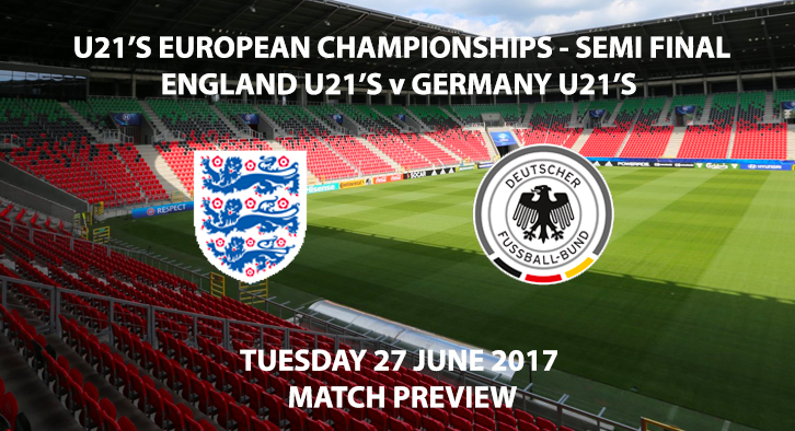 England U21's vs Germany U21's - Match Preview