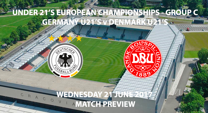Germany U21's vs Denmark U21's - Match Preview