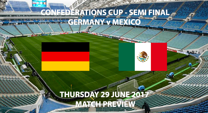 Germany vs Mexico - Match Preview