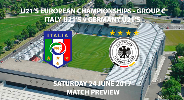 Italy U21's vs Germany U21's - Match Preview