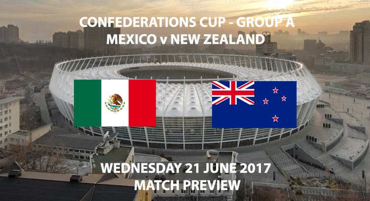 Mexico vs New Zealand - Match Preview
