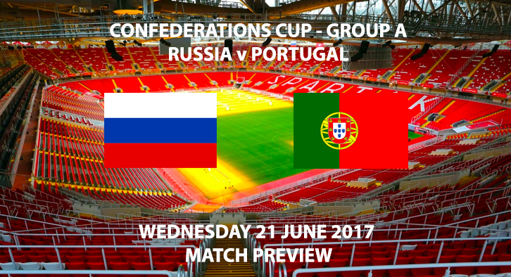 Russia vs Portugal - Match Preview