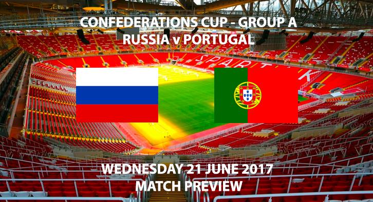 Russia vs Portugal - Match Preview