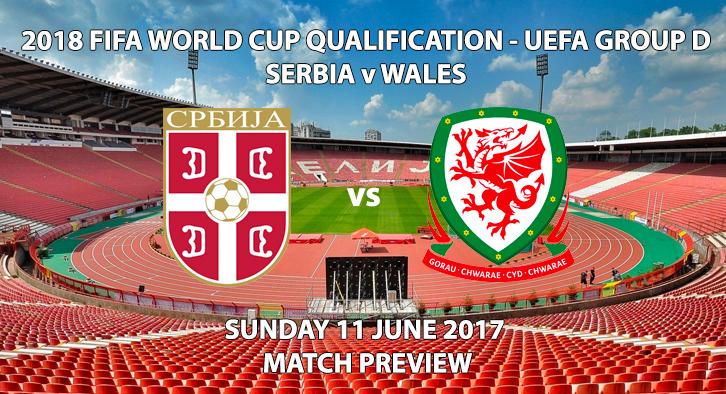 Serbia vs Wales