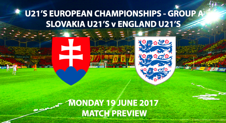 Slovakia U21's vs England U21's - Match Preview