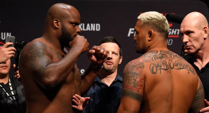 UFC Fight Night 110 - Saturday 10 June 2017