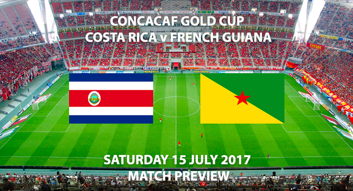 Costa Rica vs French Guiana - Match Preview