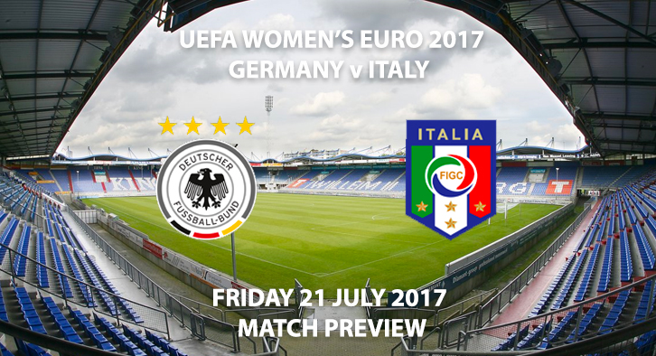 Germany Women's vs Italy Women's - Match Preview