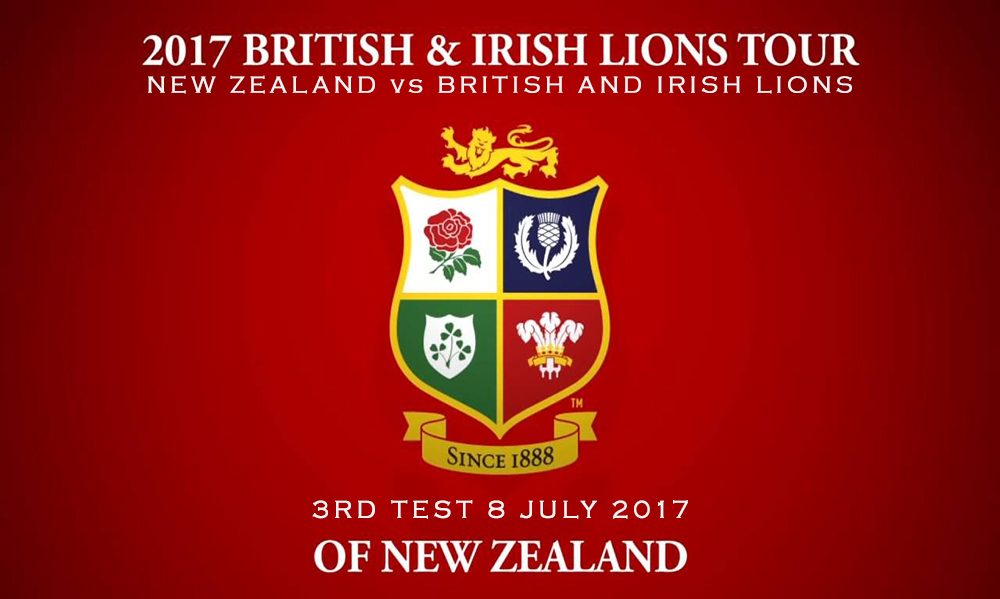New Zealand vs British & Irish Lions - 3rd Test - Match Preview