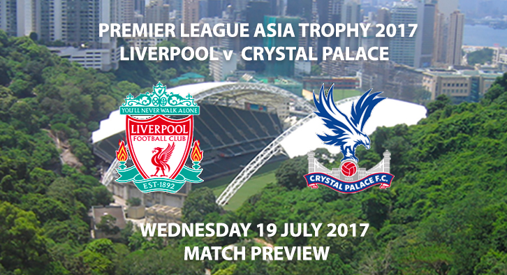 Liverpool vs Crystal Palace - Match Preview