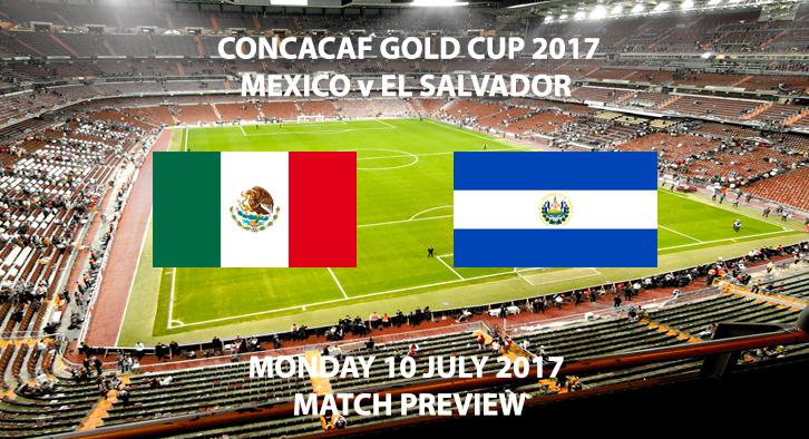 Mexico vs El Salvador - Match Preview