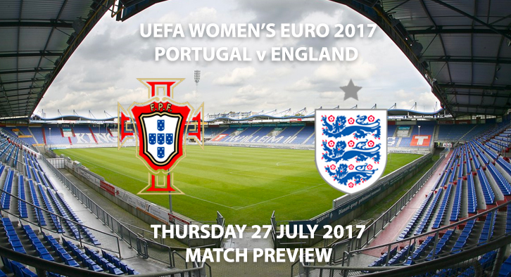 Women's Euro 2017 - Portugal vs England - Match Preview ...