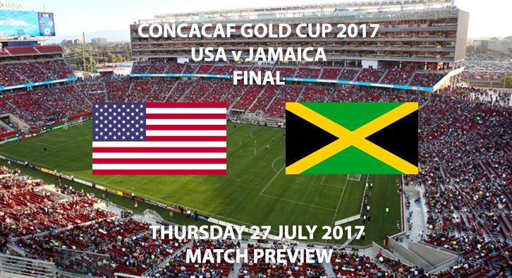 USA v Jamaica - Match Preview