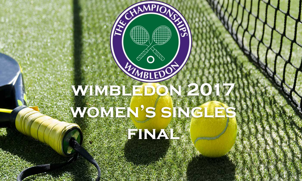 Wimbledon Final - Women's Singles