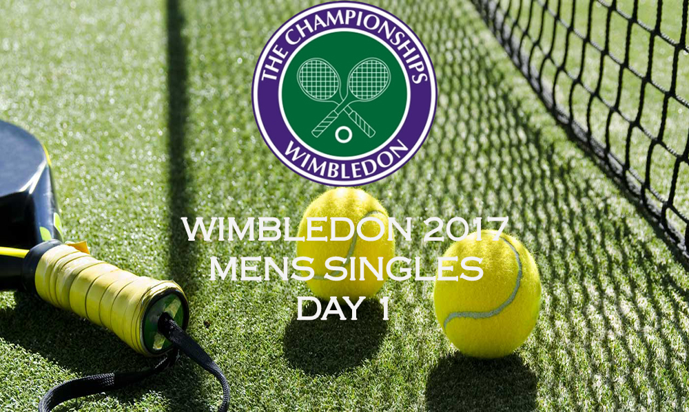 Wimbledon Day 1 - Men's Single's Preview
