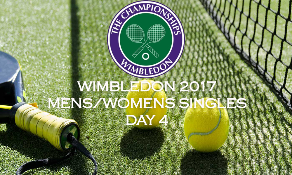 Wimbledon Day 4 - Single's Preview