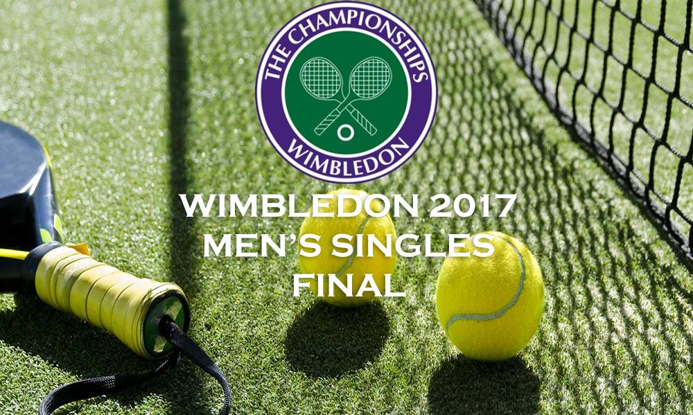 Wimbledon Final - Men's Singles