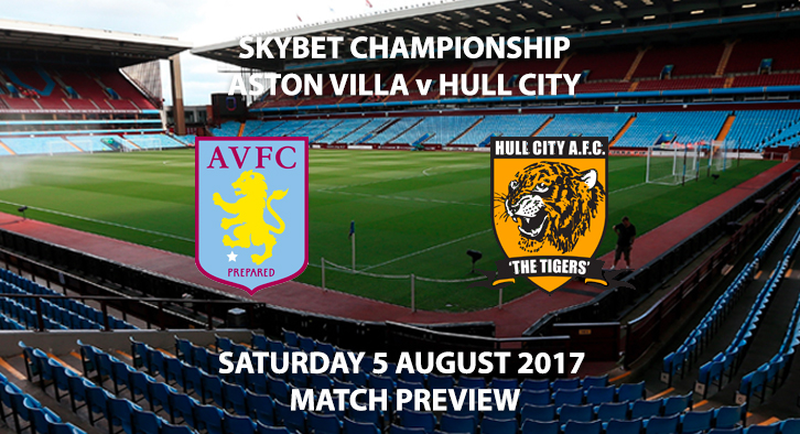 Aston Villa vs Hull City - Match Preview