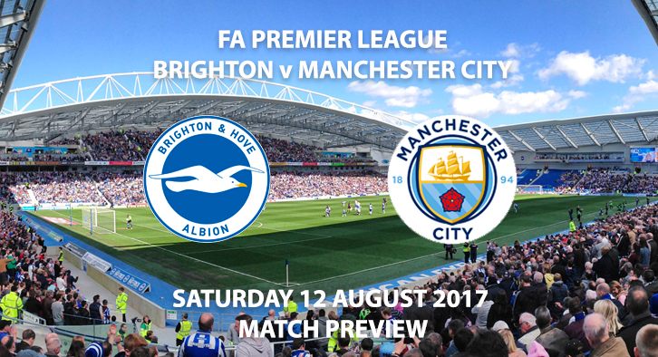 Brighton vs Manchester City - match Preview