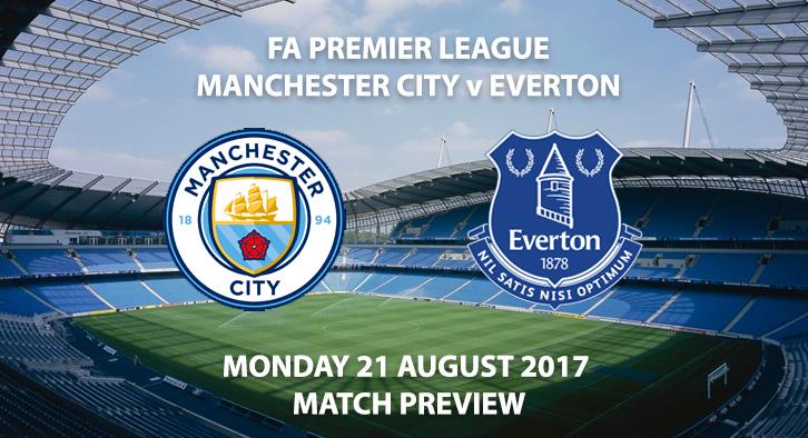 Manchester City vs Everton - Match Preview