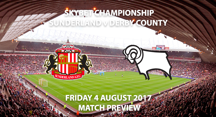 Sunderland vs Derby County - Match Preview