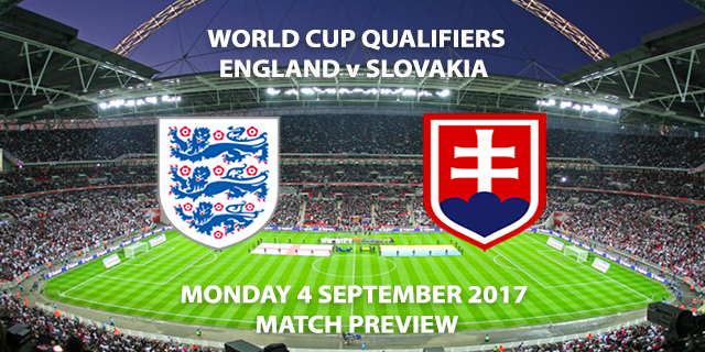 England vs Slovakia - Match Preview