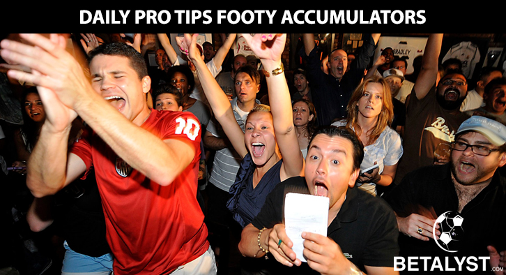 Daily Pro-Tip Footy Accumulators